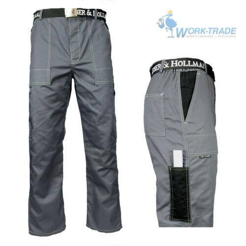 46-62 NEU TOP Arbeitshose Bundhose Berufsbekleidung Arbeitskleidung Grau Gr