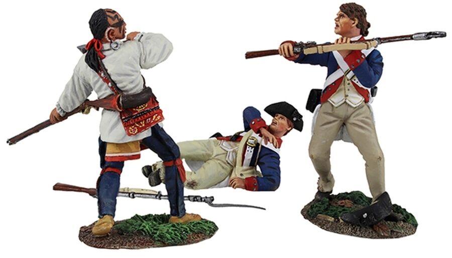 Britains Amerikanische Revolutionär Krieg 16024 Angriff auf die Militär Straße