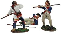 Britains American Revolutionary War 16024 Attack On The Military Road