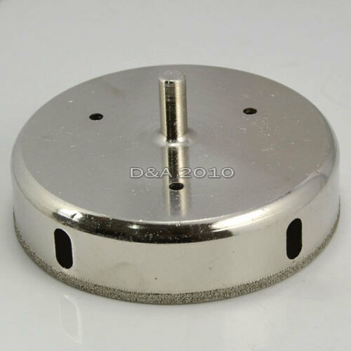 120mm Diamond Tipped Coated Hole Saw Core Drill Bits Glass Marble Tile Granite
