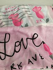 Kate Spade New York LETTER FROM PARIS Scarf, NWT $78