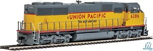 HO-Scale-WALTHERS-Mainline-910-19721-UNION-PACIFIC-SD60M-Loco-6286-DCC-amp-SOUND
