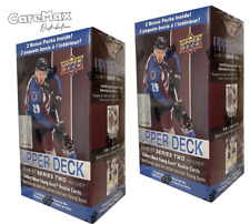 2016-17 Upper Deck Series 2 Hockey Blaster Box (2 box lot!!)