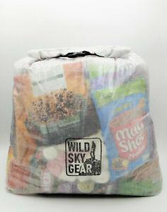 Wild Sky Gear DCF cuben Fibre Slim Étanche Dry Sac 16 G Ultralight UK MADE 4 L