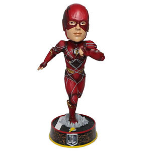 FOCO-DC-Comics-Justice-League-The-Flash-Bobble-Head-Figure-NEW-Toys-Collectibles
