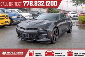 2017 Chevrolet Camaro 2SS | 1-Owner, 6-Speed Manual, Aftermarket Exhaust