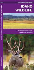 Birds Fish Camping Survival Outdoor Guide Book Bug Out Bag Kit Idaho Wildlife