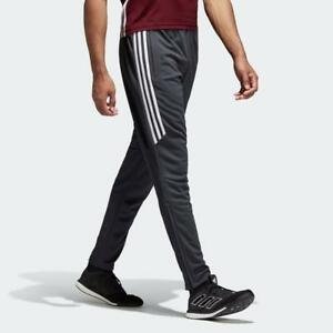 4ca419124c Details about New adidas Tiro 17 Mens Slim Fit Tracksuit Bottoms Pants Sz  2XL Grey trackies