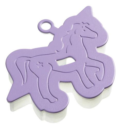 Kitchencraft Kind Sicher Groß 3D Imprint Plätzchen /& Keksausstecher Pony Pferd