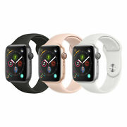 Apple Watch Series 4 44mm GPS - Space Gray Silver Gold