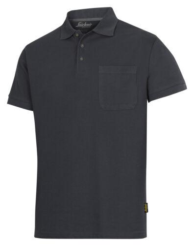 New Mens Kangol PK Polo Printed T-shirt Short Sleeve Cotton Tipped Top S 2XL