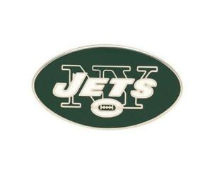 New-York-Jets-Logo-Pin-NFL-Football-Metall-Wappen-Abzeichen-Crest-Badge-Neu