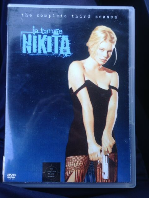 La Femme Nikita The Complete Third SE 0012569681484 DVD Region 1