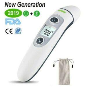 Vigorun-Forehead-and-Ear-Thermometer-Digital-Medical-Infrared-Thermometer