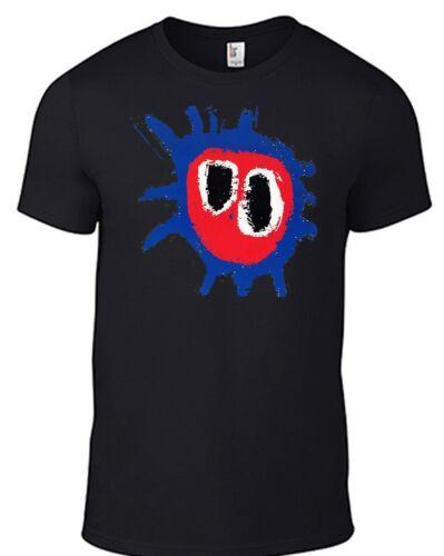 PRIMAL SCREAM Movin on up Screamadelica T-shirt ALLSIZES Tee roses Oasis Indie B