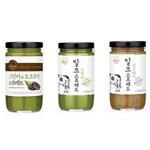 Bokumjari-Milk-Spread-Earl-Grey-Green-Tea-amp-Choco-Cookies-Crispy-Oreo