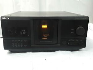 SONY 300 CD Changer CDP-CX300 2 Belt Set CD Loading Belts New Replacement Parts