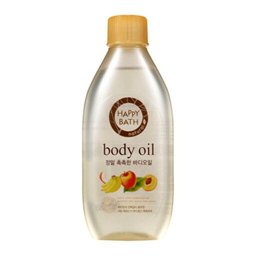 [HAPPYBATH] Real Moisture Body Oil 250ml