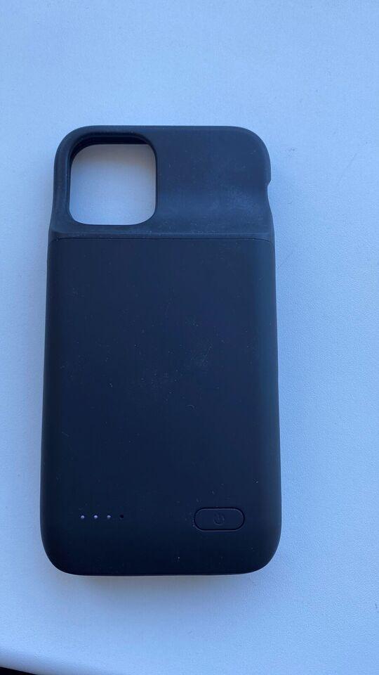 iPhone 12 Mini, 512 GB, sort