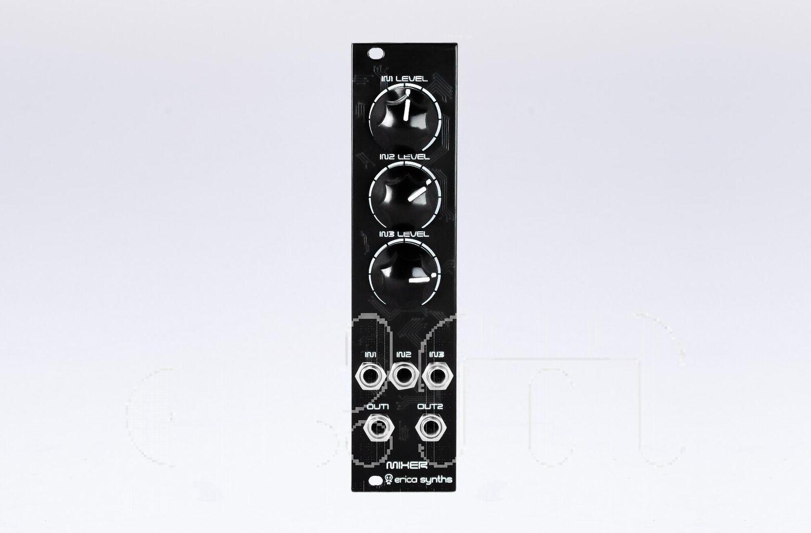 Erica Synths Mixer II DIY Full Kit  [DETROIT MODULAR]