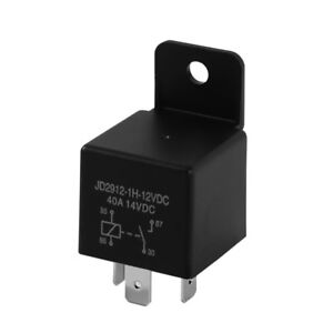 JD1912 -14VDC Car Auto Automotive 12V DC 40A Amp Relay Switch Power 4 Pin