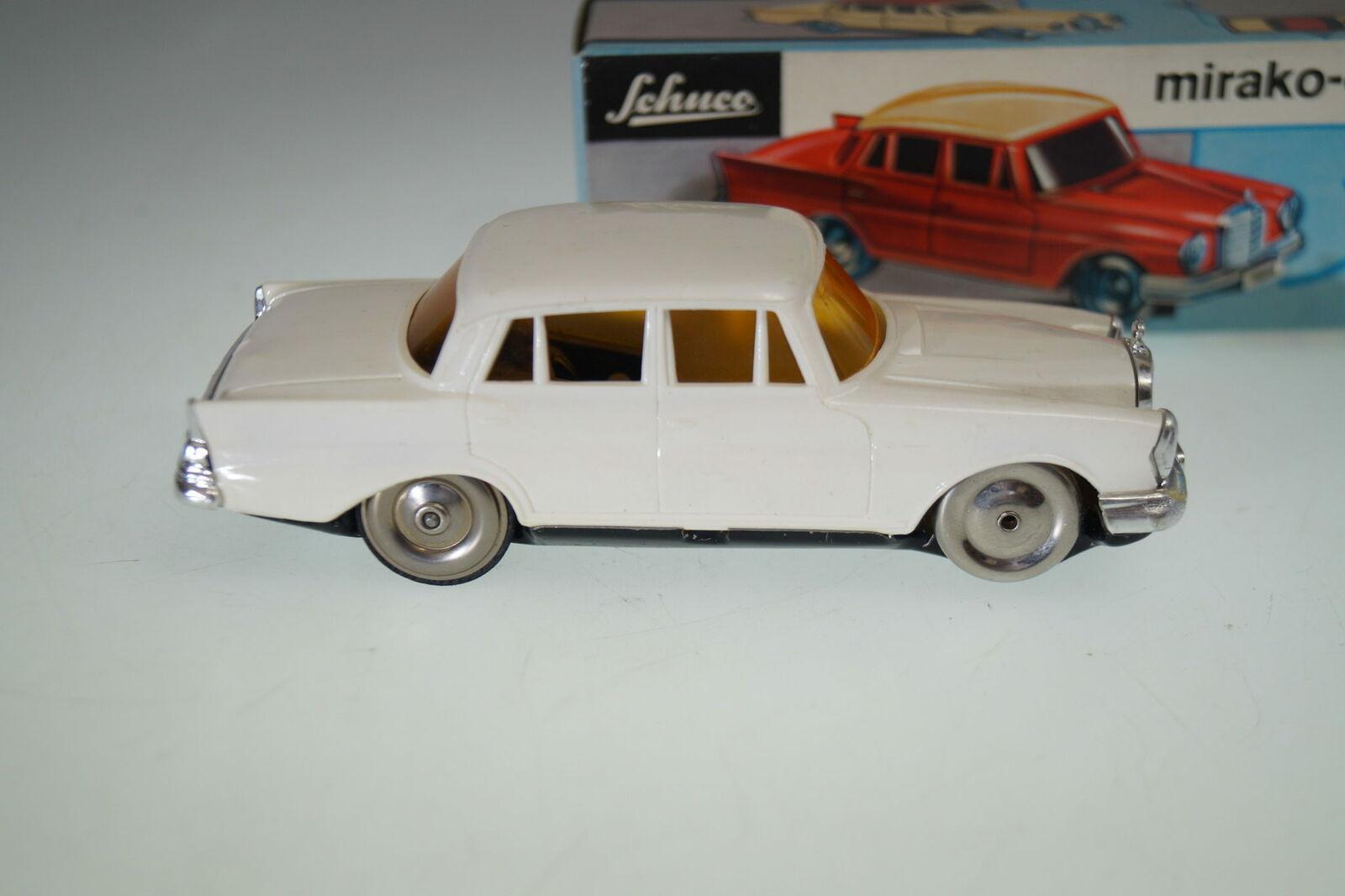 Schuco 1001 1 Mirako Car MB 190 weiss, sauber ovp
