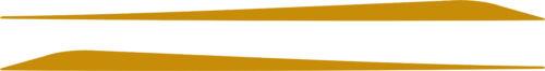 2010-2015 Chevy Camaro Lower Rocker Panel Graphic Decals fits Camaro Stripe