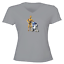 Juniors-Girl-Women-Vneck-Tee-T-Shirt-Gift-Star-Wars-R2D2-C-3PO-Robot-Droid-Rebel thumbnail 5