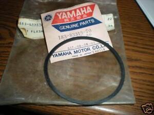 NOS-Yamaha-Flasher-Lens-Gasket-DS6-R5-R3-183-83313-70