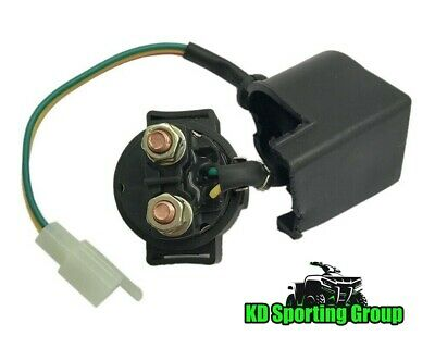 Starter Relay Solenoid for 50cc 100cc 110cc 125cc Chinese ATV Dirt Bike Scooter