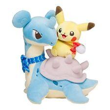 Pokemon Center Original Plush Stuffed Doll Lapras OA 11.4