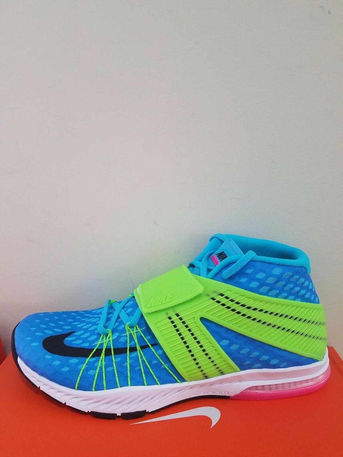 Homme Nike Zoom train toranada paniers Taille 11 nouveau in Box