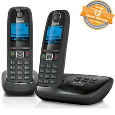 Gigaset Al415A Twin Digital Cordless Phone with Answer Machine & Caller Display