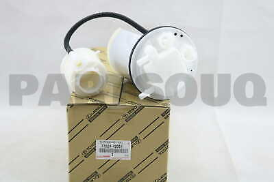 7702448040 Genuine Toyota PLATE SUB-ASSY FUEL SUCTION 77024-48040