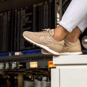 sale retailer 7fb9d e7b35 ... Nike-Internationalist-Femme-Baskets-Taille-UK-5-EU-