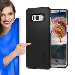 SPIGEN-Thin-Fit-fuer-Samsung-Galaxy-S8-PLUS-Schutzhuelle-Case-Cover-Handyhuelle