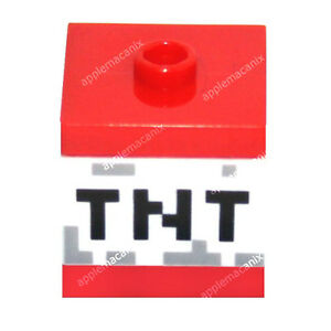 LEGO Minecraft TNT BOMB