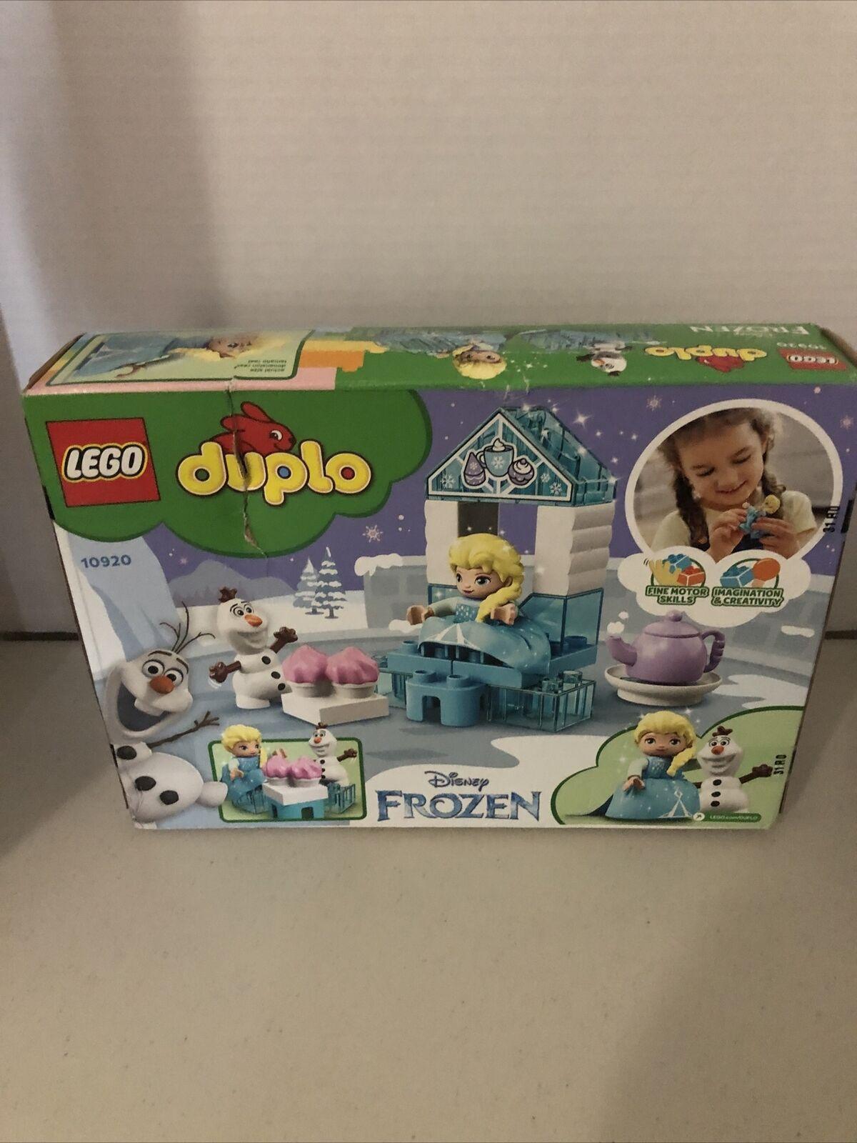 1 x LEGO® Duplo Figur Disney Frozen Olaf Schneemann aus Set 10920 neu.