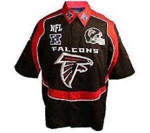 Atlanta-Falcons-Endzone-Shirt-6XL-Pit-Crew-Style-NFL-Specialty-Helmet-Logo