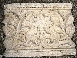 NEW-plaster-concrete-Roman-accent-plastic-mold
