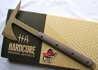 Hardcore Hardware Australia Bft-01g Tactical Tomahawk Tan Teflon Finish