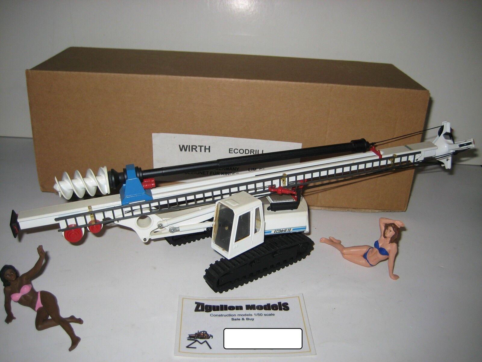 Máquinas de perforación Wes Wes Wes ecodrill 10 CMM 1  50 cajas, Ltd. d84