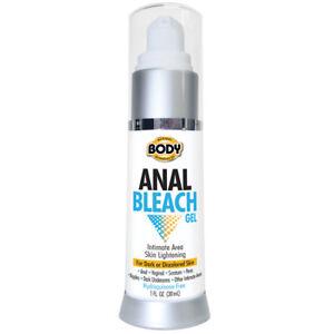 Body-Action-Anal-Bleach-Gel-1-oz-Intimate-Area-Skin-Lightening