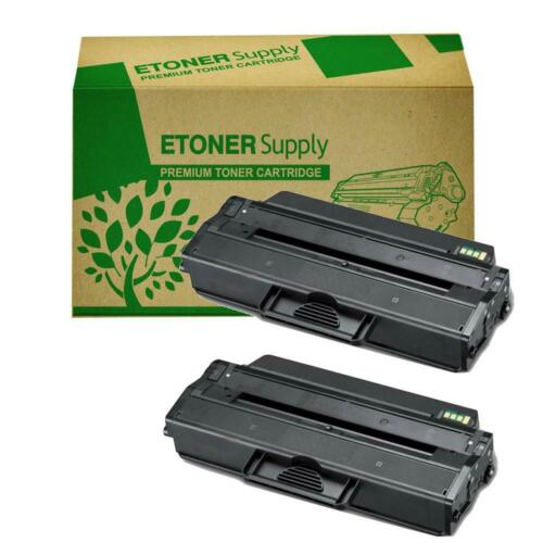 2 packs ML2955 Toner Cartridge fits Samsung ML-2955 DW ND SCX-4729 FD Printer