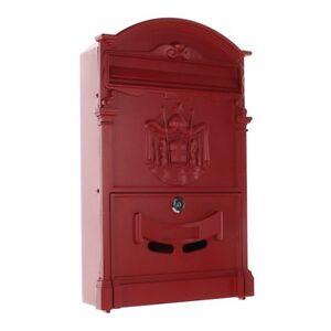 Profirst-Mail-PM-700-Briefkasten-Rot