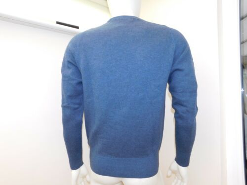 kirkland signature mens extras fine merino wool /& pima cotton sweater//pullover