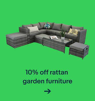 10% off rattangarden furniture