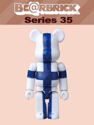 In Stock WALLY WALDO S35 Medicom 100/% Be@rbrick Series 35 Pattern Bearbrick