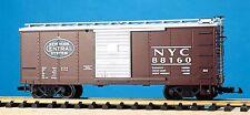USA Trains G Scale R19054 SIM STEEL BOX CAR New York Central CHOICE OF CAR