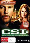 CSI : Season 7 (DVD, 2008, 6-Disc Set)